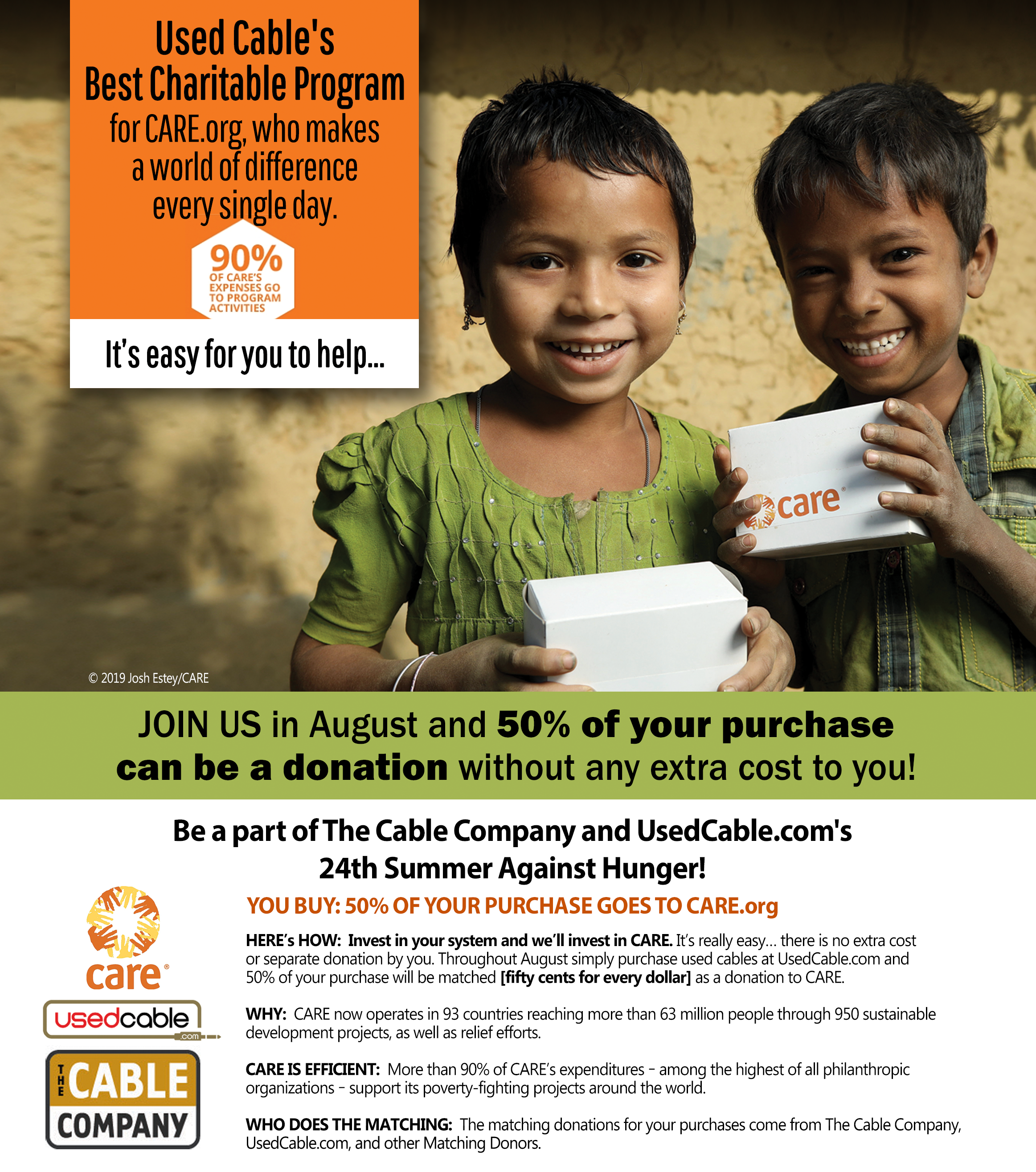 24th Annual Summer Against Hunger