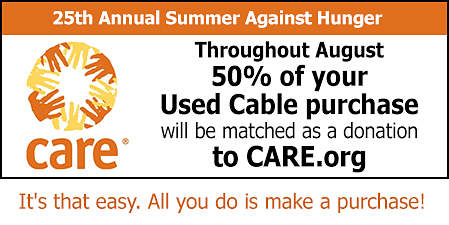25th Annual Summer Against Hunger