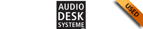 Audio Desk Systeme (Used)
