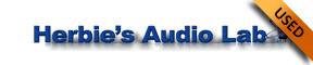 Herbies Audio Lab (Used)