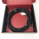 Synergistic Research  Atmosphere X Alive Level 1 (Spade to Banana)  8ft/2.5m pair  Speaker cables