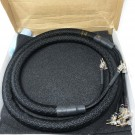 Kimber Kable  Bifocal XL Biwire (WBT 0610 Bananas)  8ft/2.5m pair  Speaker cables