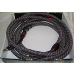 Audioquest  Volcano (Spades)  12ft/3.6m pair  Speaker cables