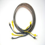 Analysis Plus  Oval 9 Biwire (Spades)  6ft/1.75m pair  Speaker cables