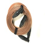 Alpha Core Goertz  Tourmaline Copper (XLR)  17ft/5m pair  Interconnect cables