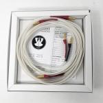 Nordost  White Lightning Rev. 1(Bananas)  8ft/2.5m pair  Speaker cables