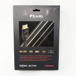 Audioquest  Pearl HDMI Active  41ft/12.5m  Video cable: HDMI