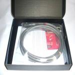 Audience  AU24 SX (XLR)  5ft/1.5m pair  Interconnect cables