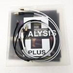 Analysis Plus  Silver Apex (RCA to RCA)  3ft/1m  Phono cables