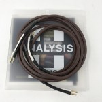 Analysis Plus  Chocolate Oval 12/2 (Bananas)  6ft/1.8mpair  Speaker cables