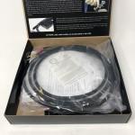 Tara Labs  Caprice 1 (BSM Spades to Bananas  10ft/3m pair  Speaker cables