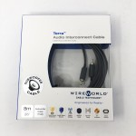 Wireworld Cable Technology  Terra Subwoofer Cable (RCA)  26.5ft/8m  Subwoofer cables