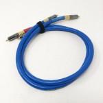 Siltech Cables  FTM4 Gold G3 (RCA)  1.5ft/0.5m  Interconnect cables