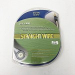 Straight Wire  S-Link (RCA) Level 2  10ft/3m  Digital Cables