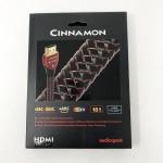 Audioquest  Cinnamon HDMI   6.5ft/2m  Video cable: HDMI