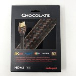 Audioquest  Chocolate HDMI   10ft/3m  Video cable: HDMI