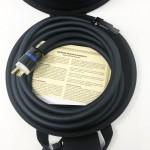 Shunyata Research  Venom NR V10 v1 (20 Amp IEC)  10ft/3m  Power cables
