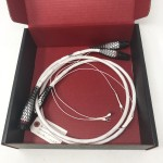 Synergistic Research  Foundation Phono (XLR)  3ft/1m  Phono cables
