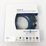 Wireworld Cable Technology  Oasis 8 (RCA)   5ft/1.5mpair  Interconnect cables