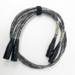 Straight Wire  Virtuoso R2 (XLR)  3ft/1m pair  Interconnect cables