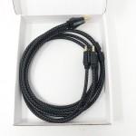 Pangea Audio  Premier XL USB (2 x A to B)  5ft/1.5m  Digital Cables