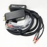 MIT - Music Interface Technologies  Magnum M2.3 Biwire (Spades)   8ft/2.5m pair  Speaker cables