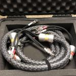 Kimber Kable  KS-3038 (WBT-Spades)  8ft/2.5m pair  Speaker cables