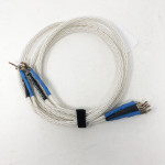 Kimber Kable  8AG (Postmaster Spades)  4.5ft/1.4m pair  Speaker cables
