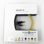 Wireworld Cable Technology  Chroma 8 USB 3.0 (Type A to Micro B)  3ft/1m  Digital Cables