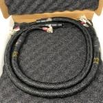 Kimber Kable  Monocle XL (WBT-0610Cu Bananas)  4ft/1.2m pair  Speaker cables