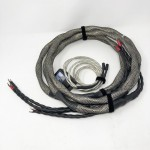 Synergistic Research  Tesla Precision Reference (Spades)    8ft/2.5m pair  Speaker cables