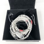 Crystal Cable  Ultra Diamond (Spades)  8ft/2.5m pair  Speaker cables