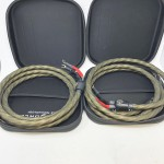 Wireworld Cable Technology  Gold Eclipse 7 (Spades)  10ft/3m pair  Speaker cables