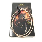 Audience  Ohno III (Spades)  8ft/2.5m pair  Speaker cables