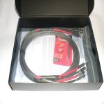 Audience  AU24 SX (Spades)  8ft/2.5m pair  Speaker cables
