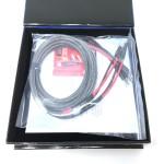 Audience  AU24 SX (Spades)  10ft/3m pair  Speaker cables