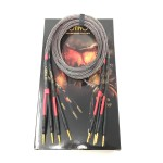 Audience  Ohno III (Bananas)  6ft/1.8m pair pair  Speaker cables