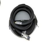 Shunyata Research  Anaconda Helix CX ( 20 Amp IEC)  6ft/1.75m  Power cables