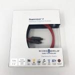 Wireworld Cable Technology  Supernova 7 Toslink (standard)  3ft/1m  Digital Cables