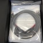 Audience  AU24 SX (Bananas - Spades)  6.5ft/2m pair  Speaker cables