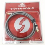 DH Labs Silver Sonic  Subsonic Subwoofer Cable (RCA)  5ft/1.5m  Subwoofer cables