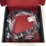 Synergistic Research  Blue UEF 12 AWG (15 Amp IEC)  5ft/1.5m  Power cables