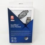 IsoTek  EVO3 Premier (15 Amp IEC)  5ft/1.5m  Power cables