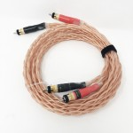 Jena Labs  Symphony (RCA)  5ft/1.5m pair  Interconnect cables