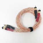 Jena Labs  Trio Plus (RCA)  5ft/1.5m pair  Interconnect cables