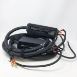 MIT - Music Interface Technologies  Magnum M2.3 Biwire (Bananas and/or Spades)  8ft/2.5m pair  Speaker cables