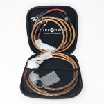 Wireworld Cable Technology  Mini Eclipse 8 (Spades)  6.5ft/2m pair  Speaker cables