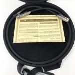 Shunyata Research  Delta (AES/EBU)  3ft/1m  Digital Cables