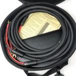 Shunyata Research  Delta Biwire (Spades)  10ft/3m pair  Speaker cables