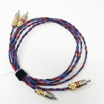 Kimber Kable  PBJ (Ultraplate RCA)  3ft/1m pair  Interconnect cables